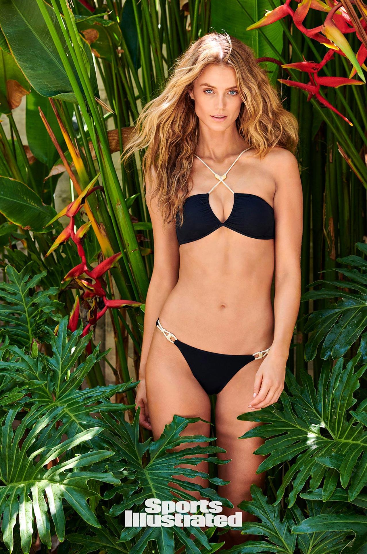 Кейт Бок в каталоге купальников Sports Illustrated Swimsuit 2020 / фото 04