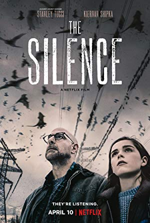 The Silence 2019 720p BRRip XviD AC3-XVID