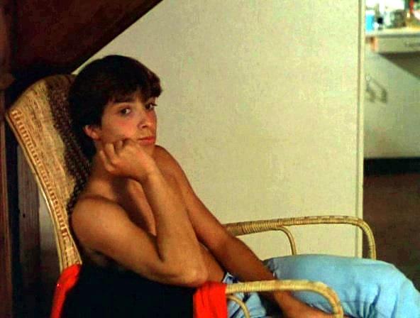 Pauline at the Beach 1983