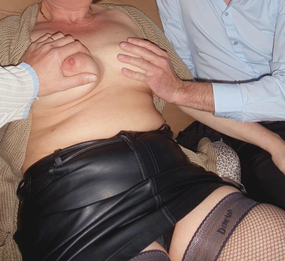Mature french threesome porn-9470