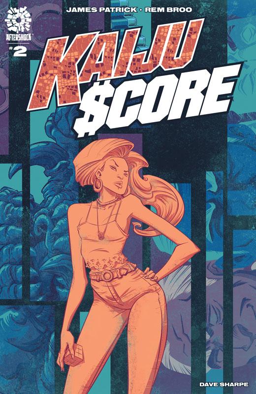 Kaiju Score #1-4 (2020-2021)