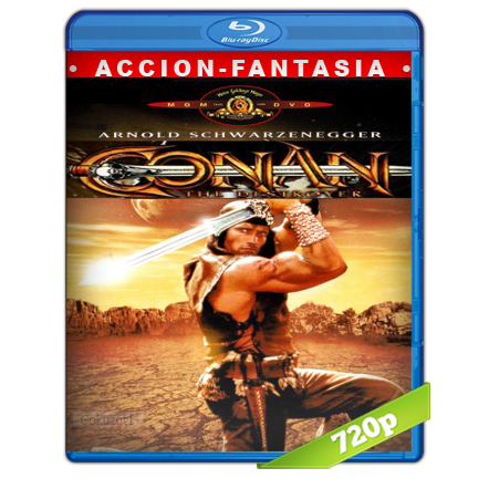 Conan El Destructor 720p Lat-Cast-Ing[Accion](1984)