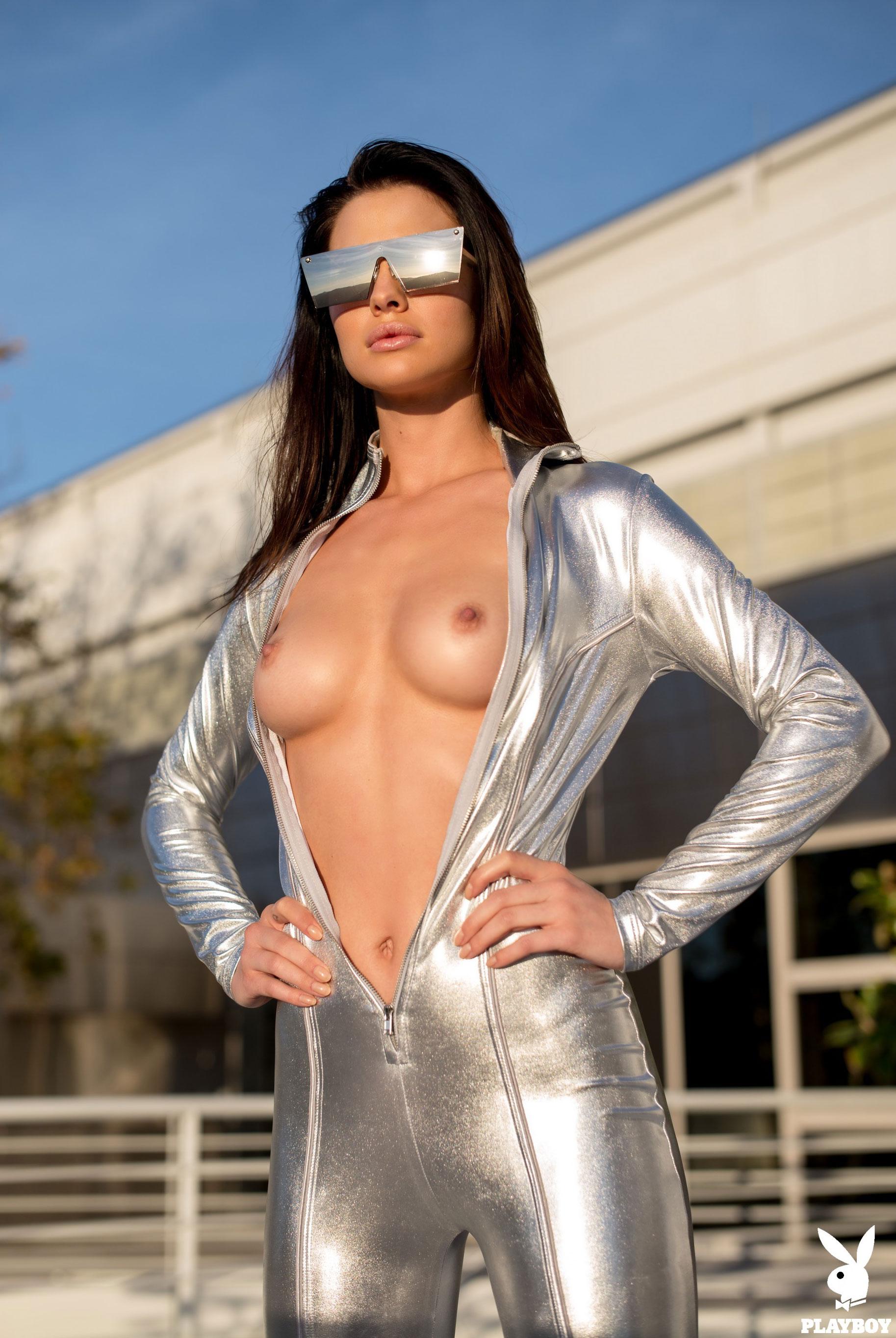 Девушка месяца Jenny Watwood / Playboy США, март 2018 / фото 10
