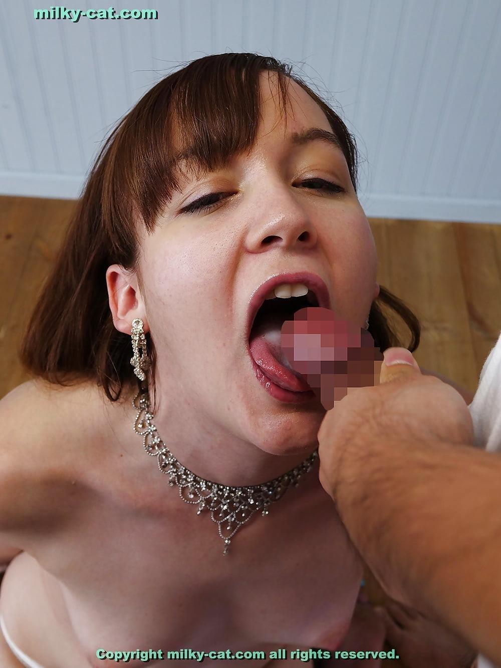 White girl bukkake-5362