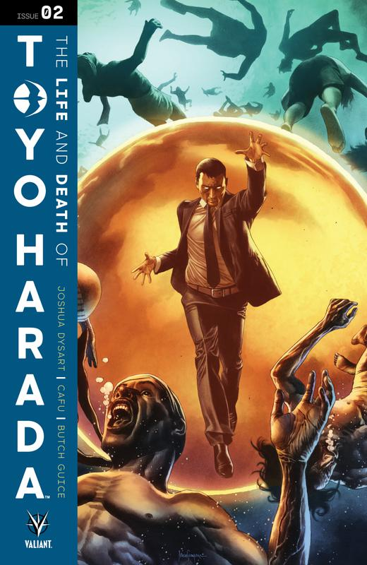 The Life and Death of Toyo Harada #1-6 (2019) Complete