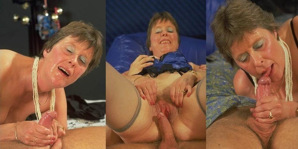 Granny triple anal-2462
