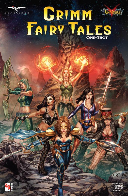 Grimm Fairy Tales - Universus (2020)