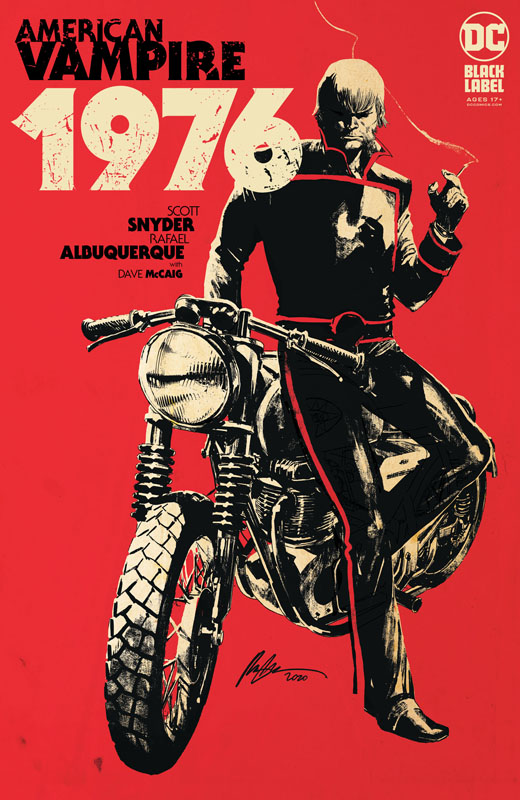 American Vampire 1976 #1-4 (2020-2021)