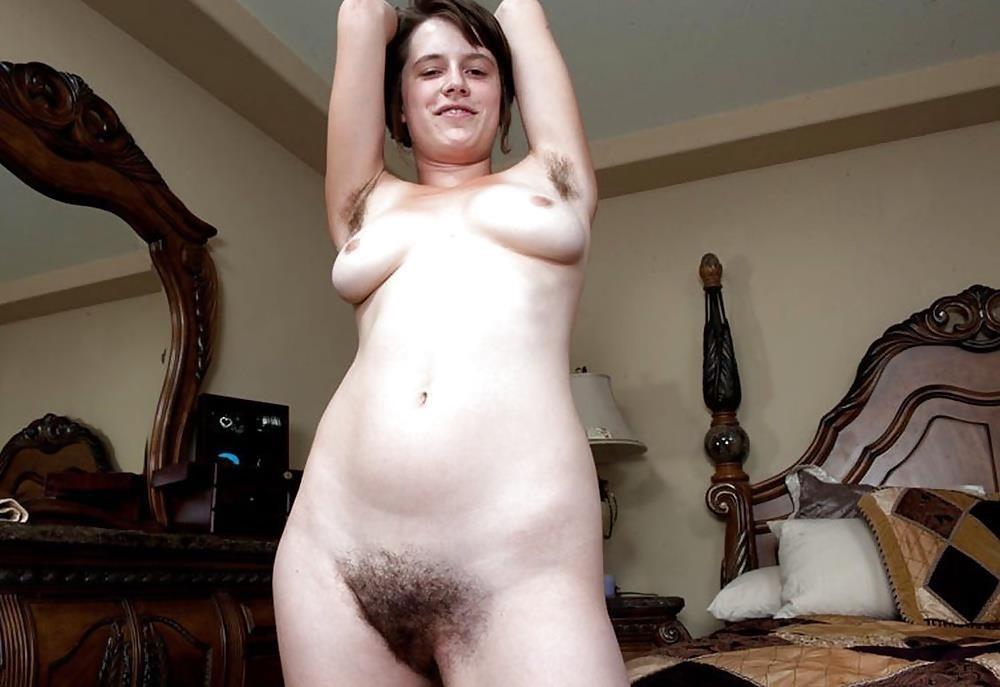 Short hair mature nude-6689