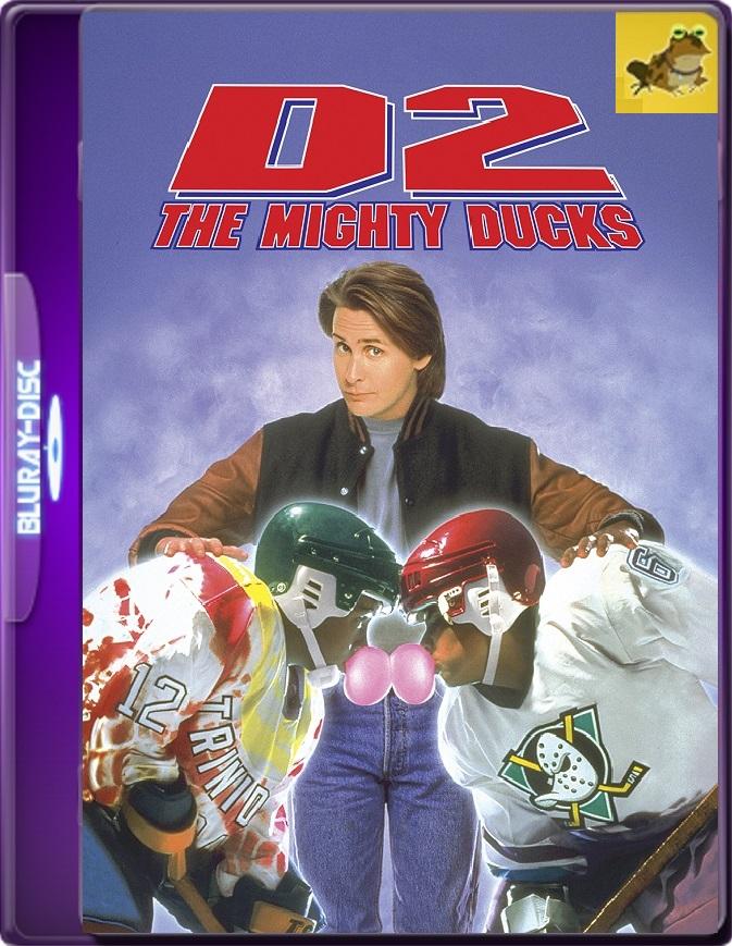 Los Campeones 2 (1994) Brrip 1080p (60 FPS) Latino / Inglés