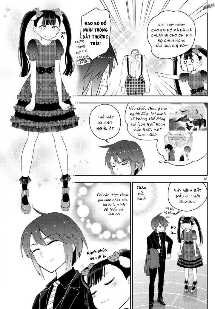 Hatsukoi Zombie Chapter 114 - Trang 13