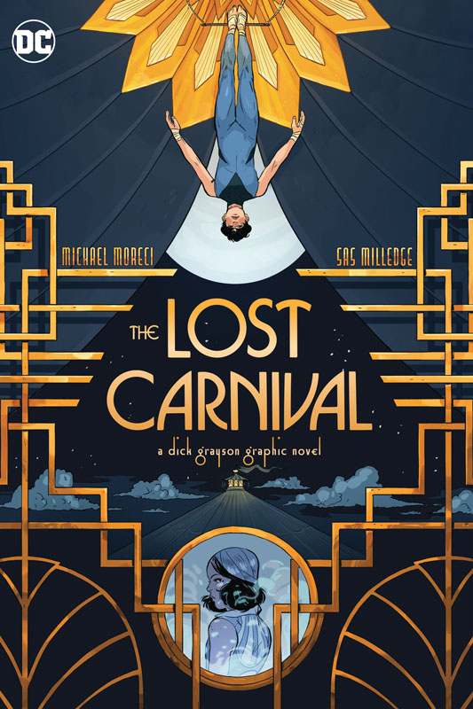 The Lost Carnival - A Dick Grayson Graphic Novel (2020)