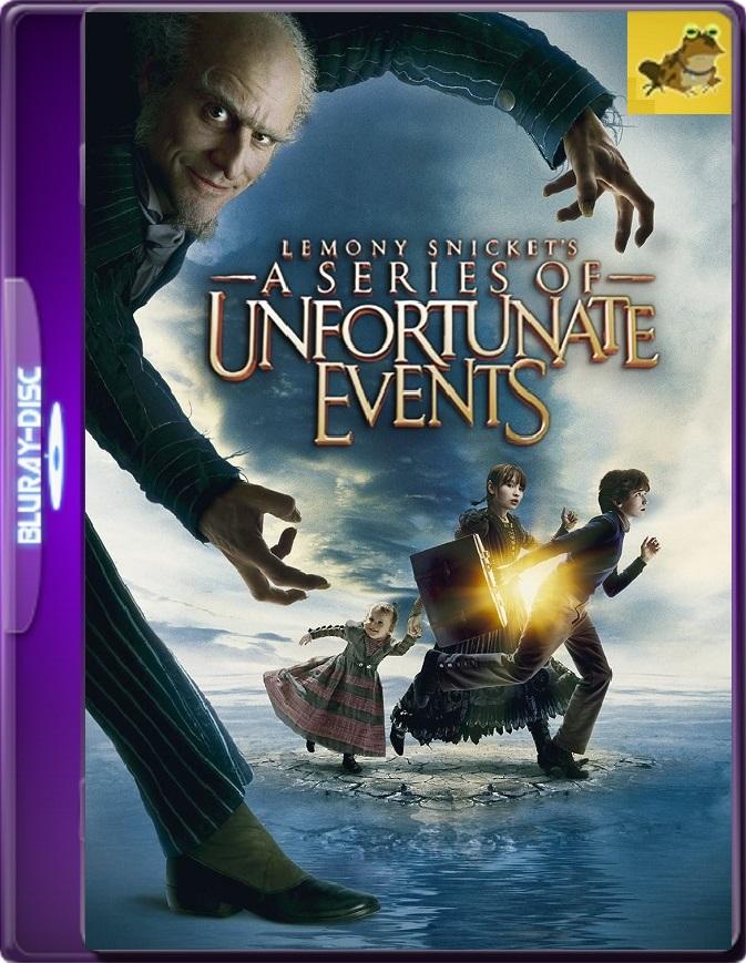 Lemony Snicket: Una Serie De Eventos Desafortunados (2004) Brrip 1080p (60 FPS) Latino / Inglés