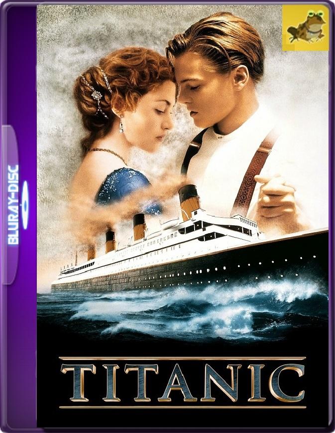 Titanic (OPEN MATTE)(1997) WEB-DL 1080p (60 FPS) Latino / Inglés