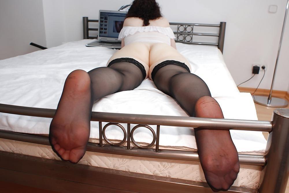 Sexy lingerie masturbation-7930