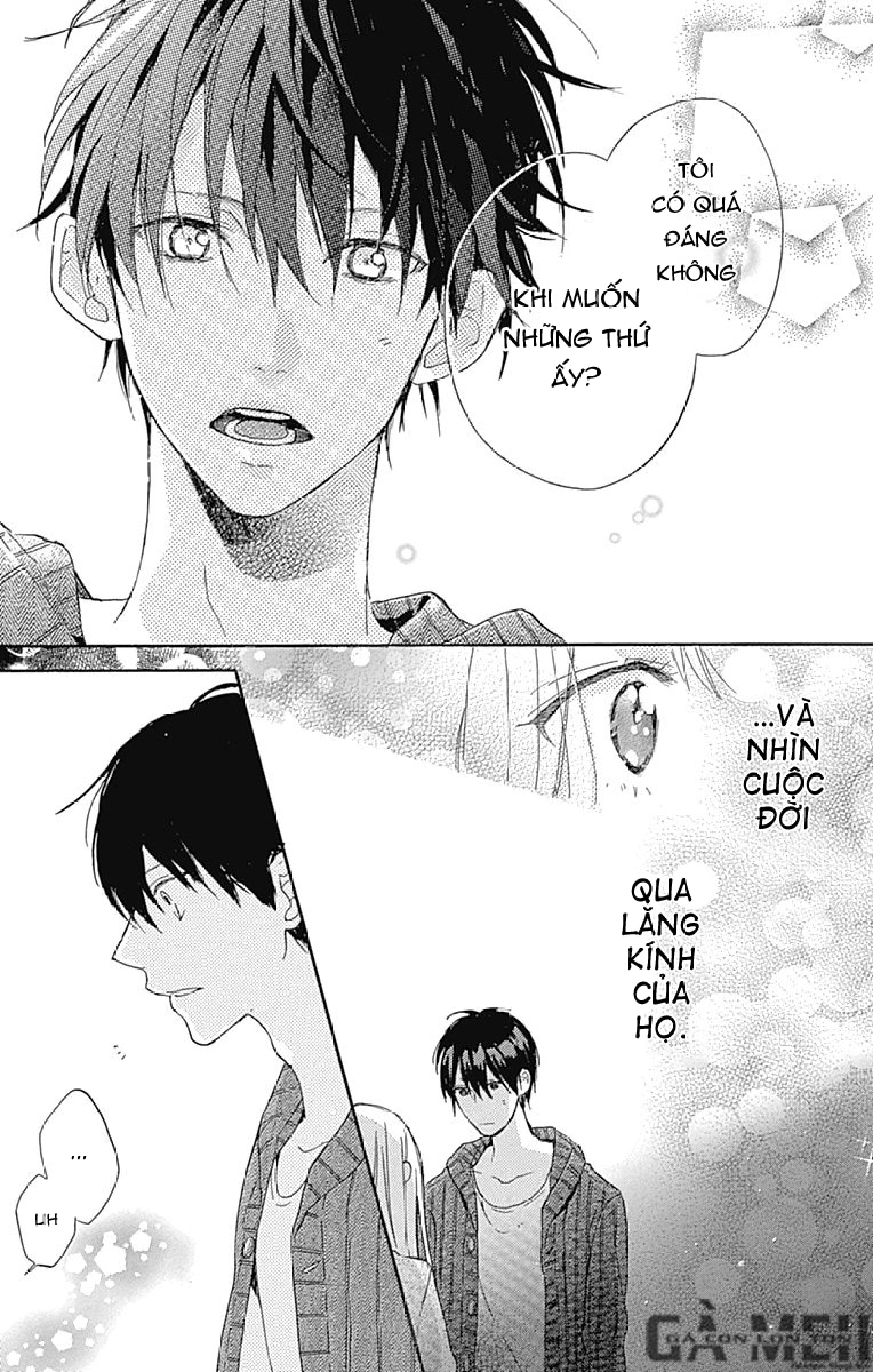 Stella To Mille Feuille chap 3 - Trang 41