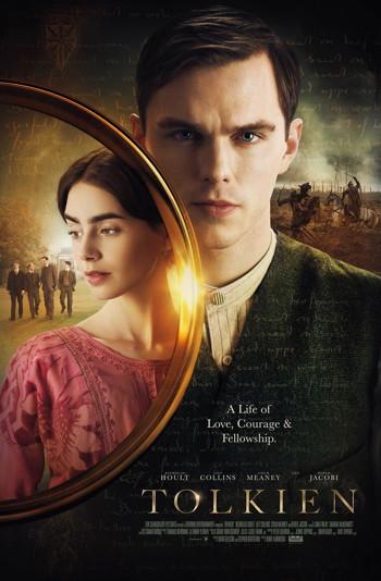 Tolkien (2019) 720p BRRip 1GB Mkvcage Movies