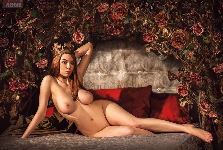 Наложница / Эльвира Лой, фотограф Сергей Ленин / фото 10