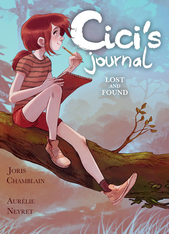 Cici's Journal - Lost and Found (2021)