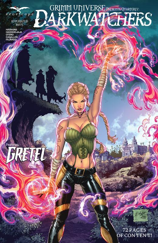 Grimm Universe Presents Quarterly (2021)