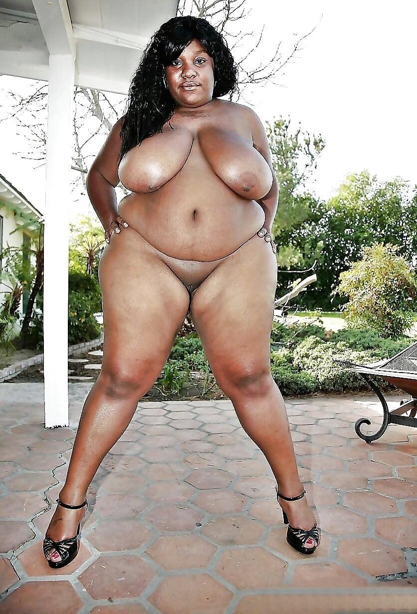 Big black beautiful tits-8617