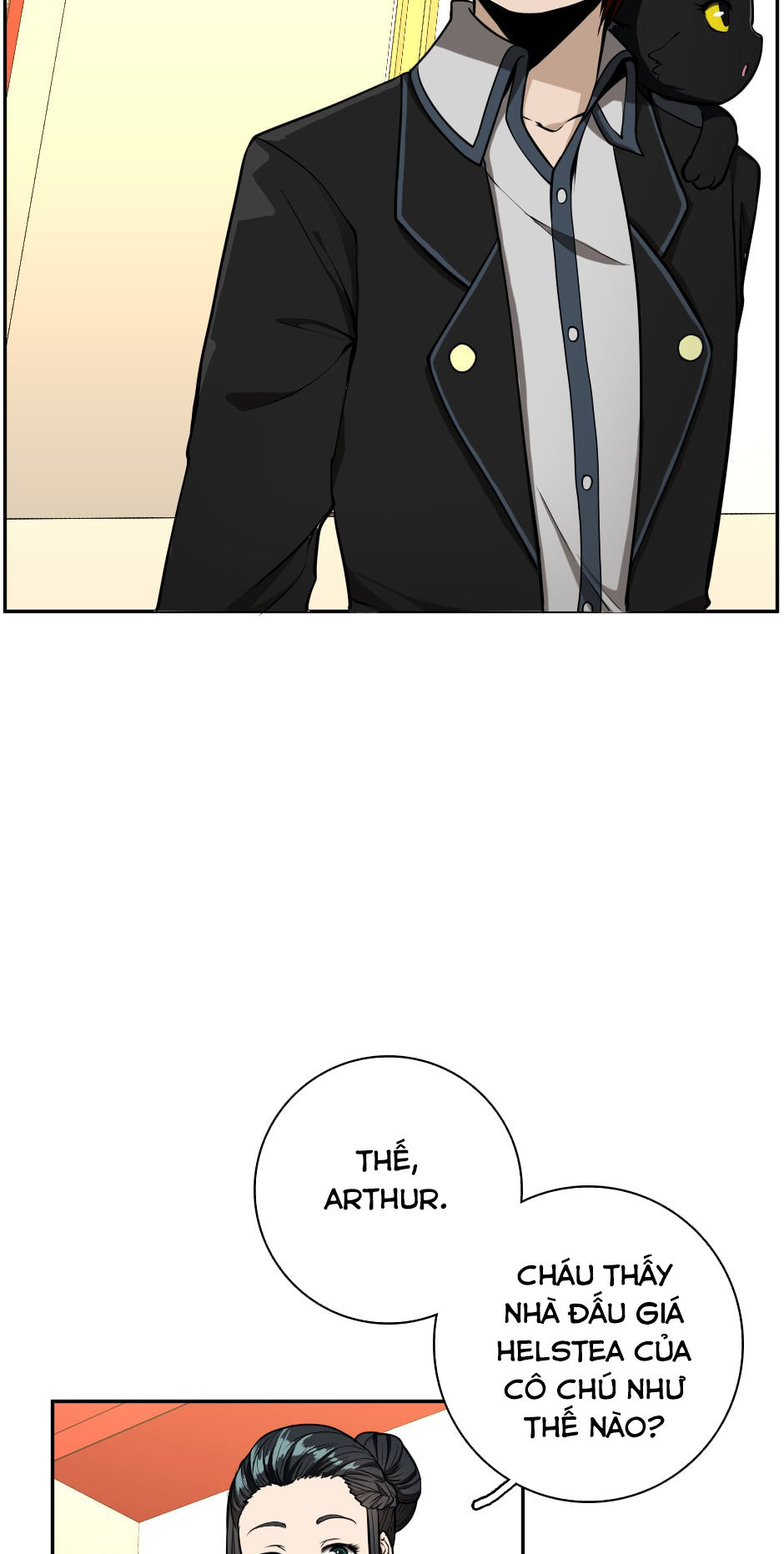 The Beginning After The End chap 40 - Trang 34
