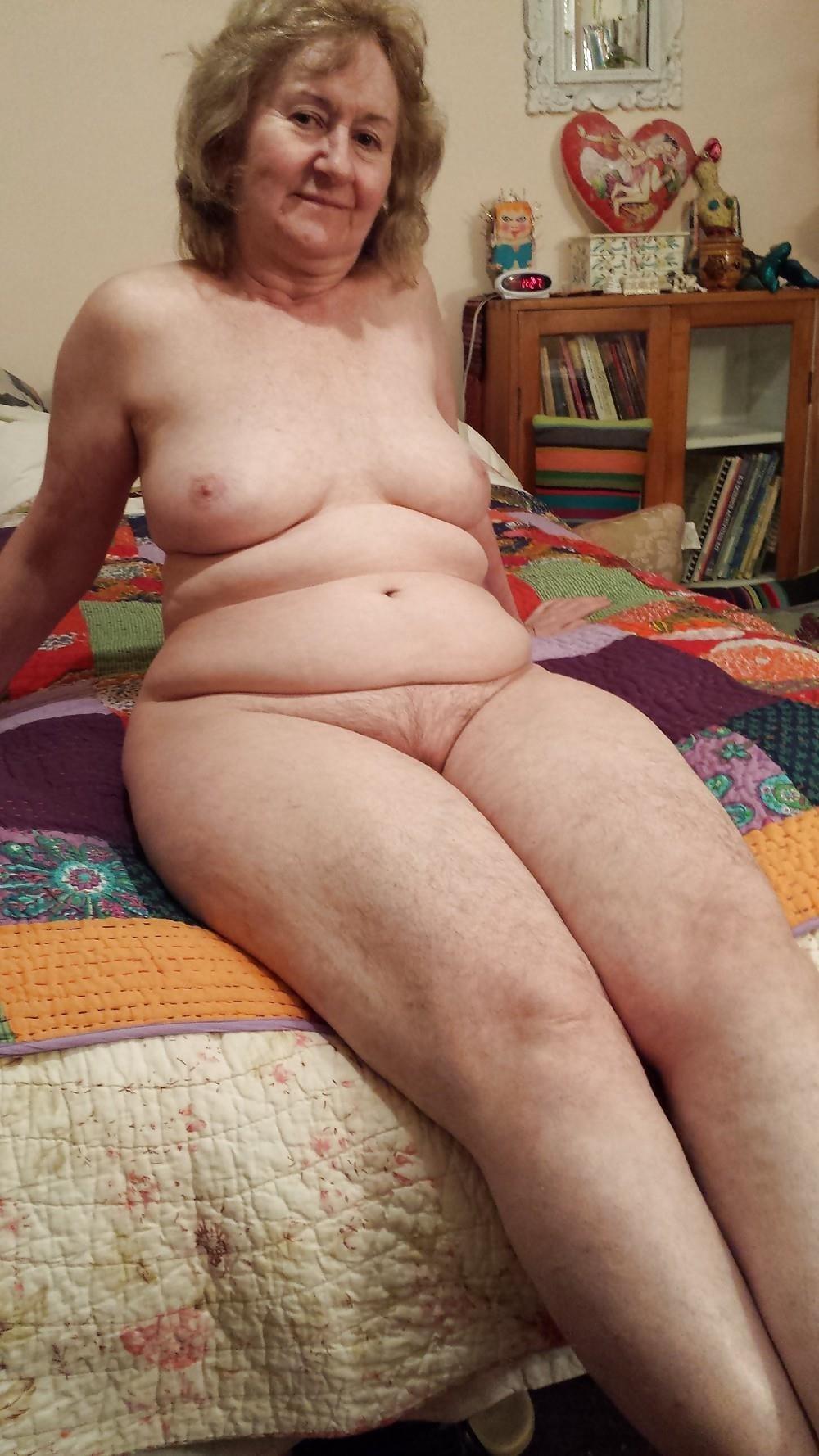 Chubby granny nude pics-2224