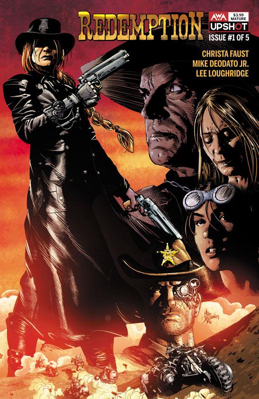 Redemption 01 (of 05) (2021)
