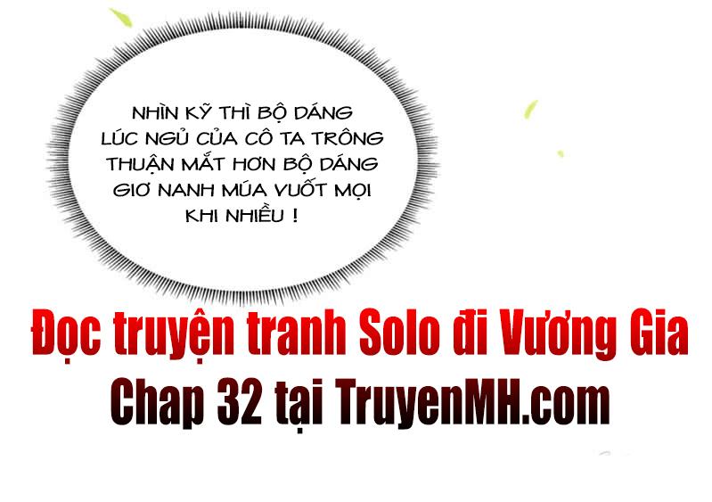 Solo Đi Vương Gia Chap 31 Trang 24