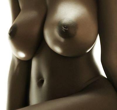 Perfect ebony tits porn-7284