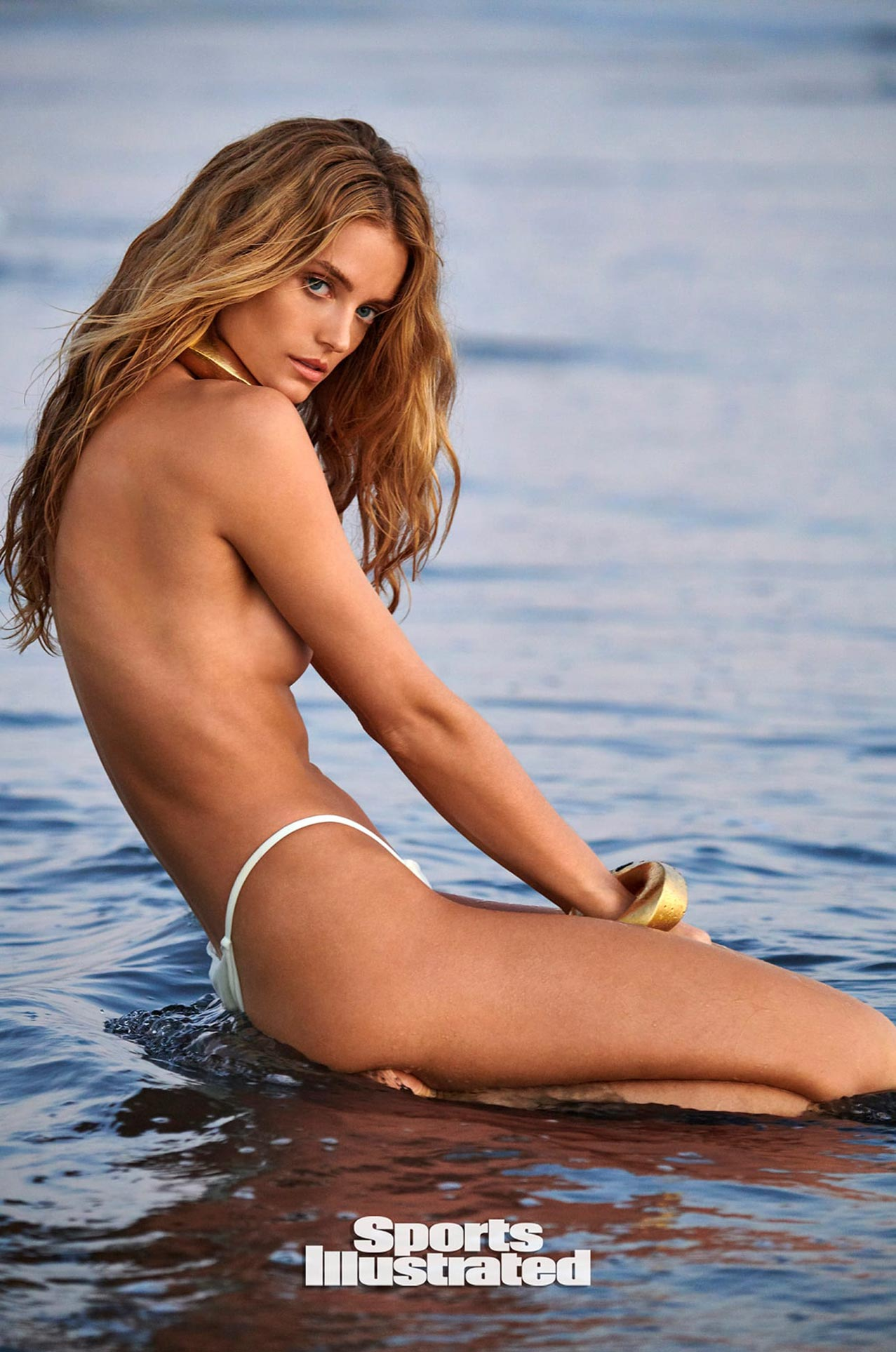 Кейт Бок в каталоге купальников Sports Illustrated Swimsuit 2020 / фото 15