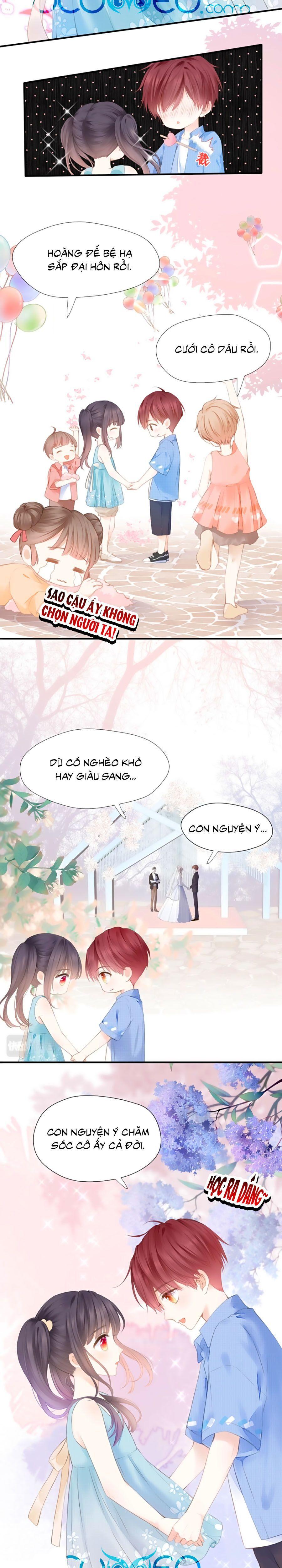 Thầm Yêu: Quất Sinh Hoài Nam Chap 1 . Next Chap Chap 2