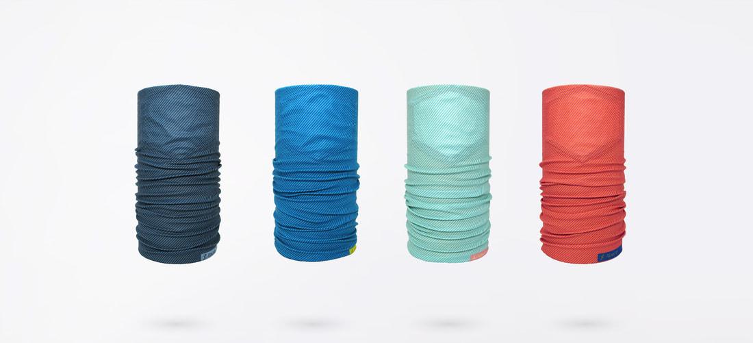【帽牧屋】預購『光之萬花筒』淨對流 抗pm2.5魔術頭巾 抗霾 霧霾 霾害 懸浮微粒 抗UV PM2.5 吸濕排汗