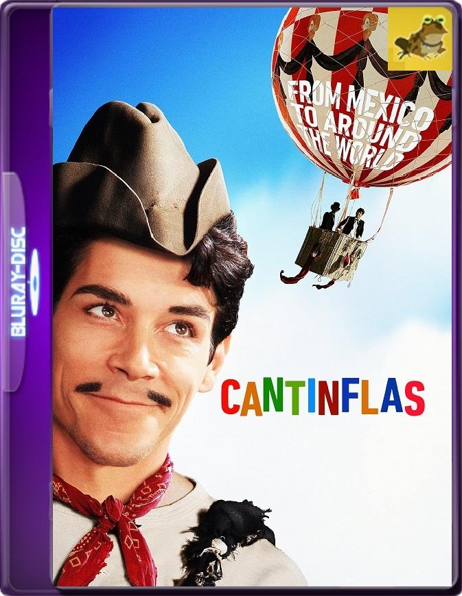 Cantinflas (2014) Brrip 1080p (60 FPS) Latino