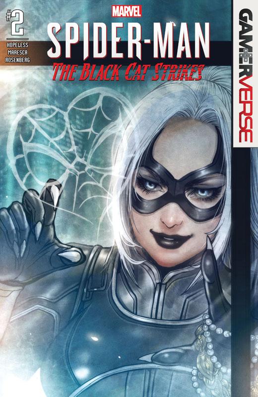 Marvel's Spider-Man - The Black Cat Strikes #1-5 (2020) Complete