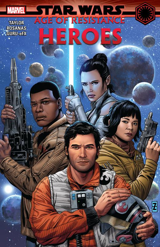 Star Wars - Age Of Resistance - Heroes (2020)