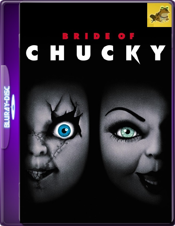 La Novia De Chucky (1998) Brrip 1080p (60 FPS) Latino / Inglés