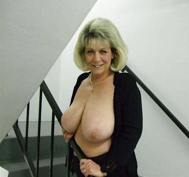 Granny big tit pics-1325