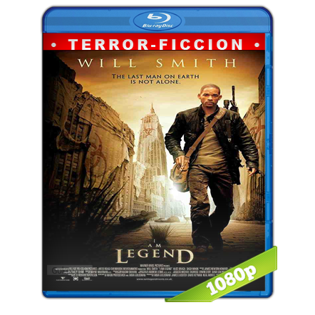 Soy Leyenda Full HD1080p Audio Trial Latino-Castellano-Ingles 5.1 2007