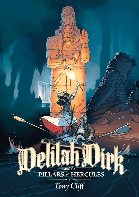 Delilah Dirk and the Pillars of Hercules (2018)