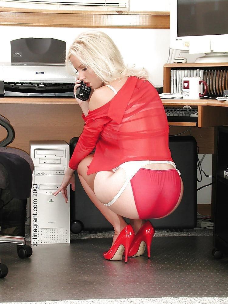 Lesbian secretary pics-5659