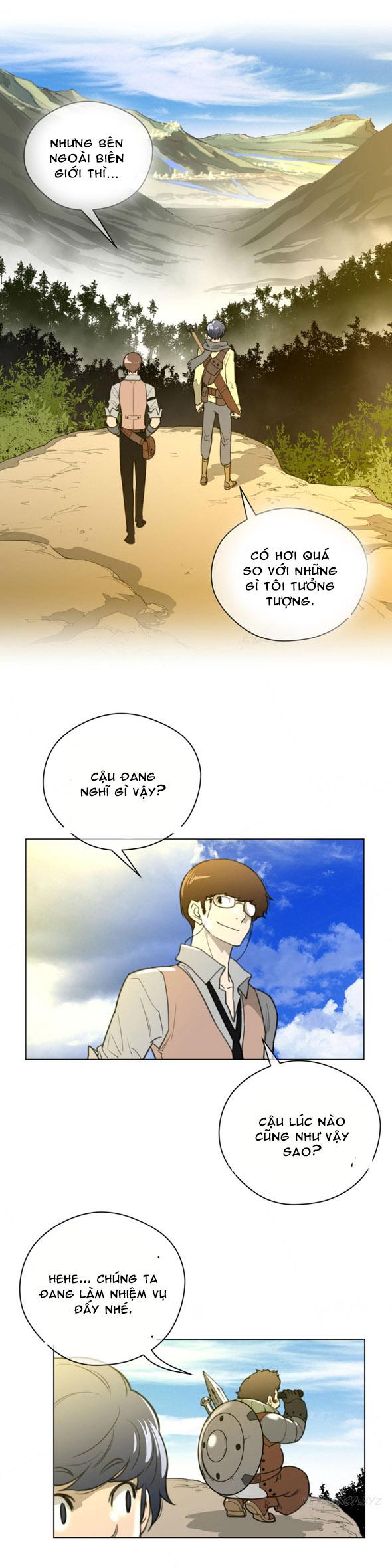 Hắc Lang và Hỏa Hồ Ly Chapter 20 - Trang 19