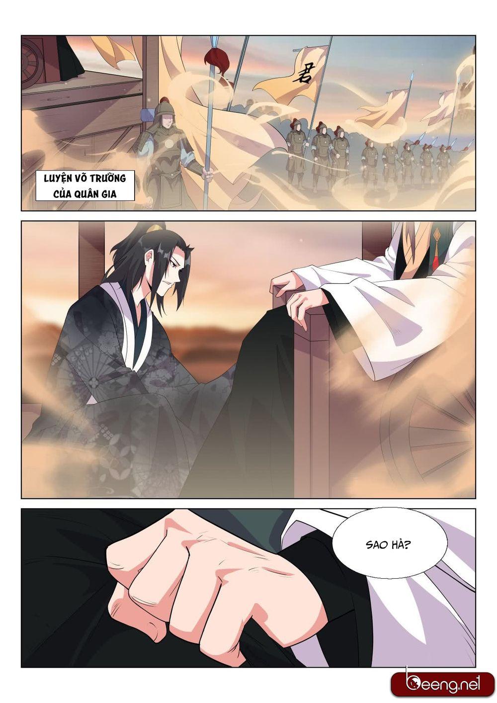 Dị Thế Tà Quân Chapter 8