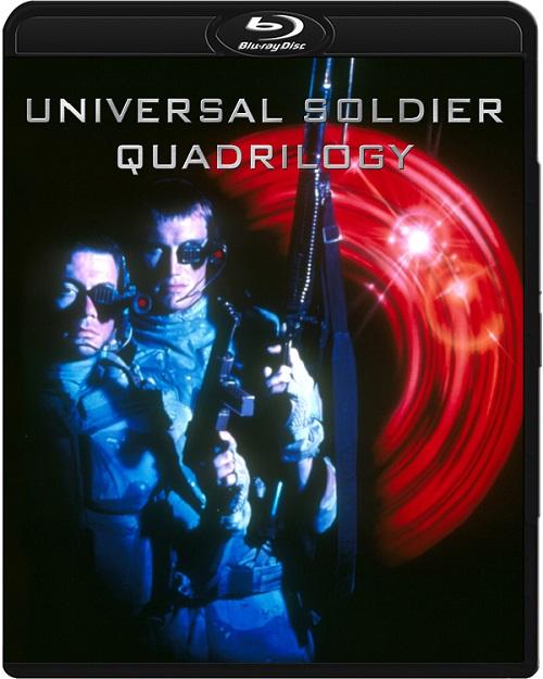 Uniwersalny żołnierz / Universal Soldier (1992-2012) QUADRILOGY.MULTi.1080p.BluRay.x264.DTS.AC3-DENDA / LEKTOR i NAPISY PL