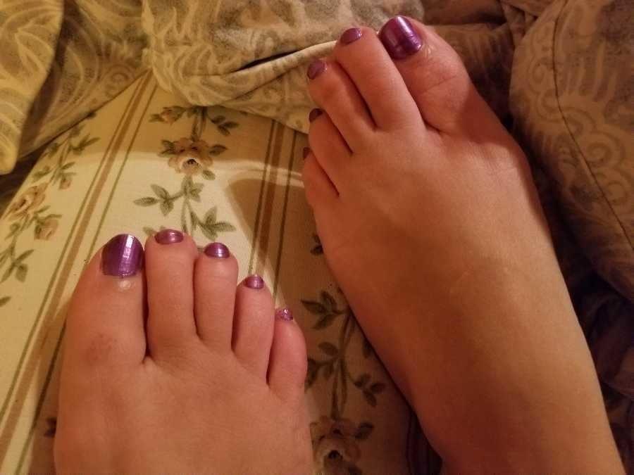 Nofap foot fetish-3033