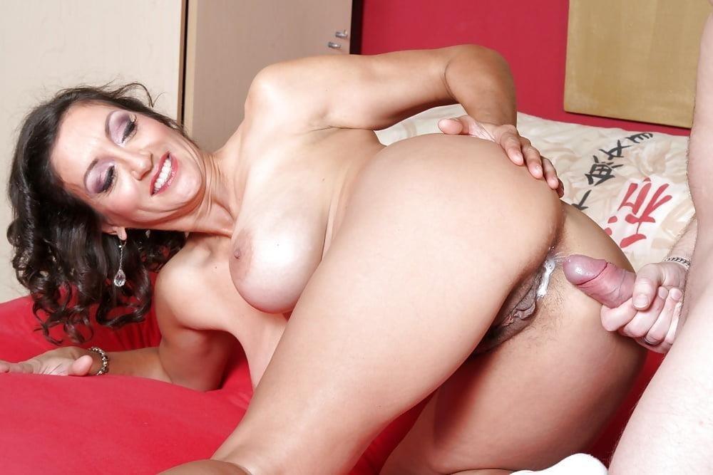 Son mom anal porn-9034