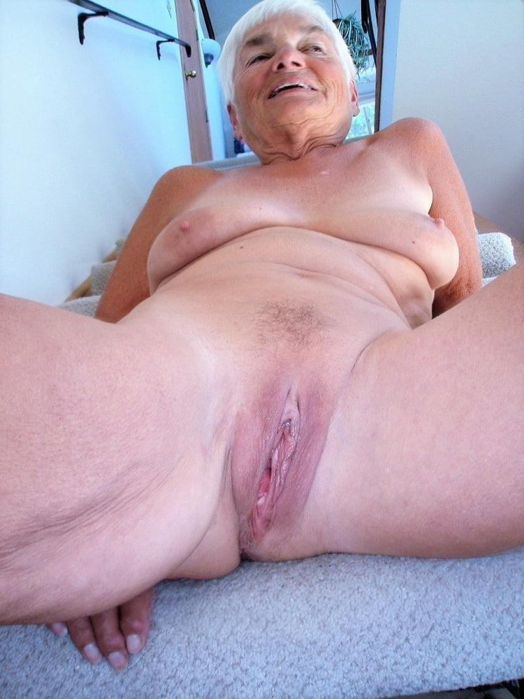 Chubby granny naked-7942