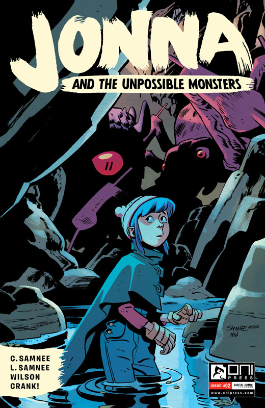 Jonna and the Unpossible Monsters #1-7 + Special (2021)