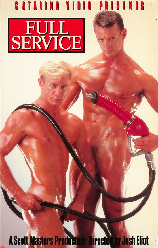 Full Service / Полный сервис (Josh Eliot, Catalina Video) [1990 г., Muscle, Anal/Oral Sex, Deep Throat, Threesome, Masturbation, Cumshots, DVDRip]