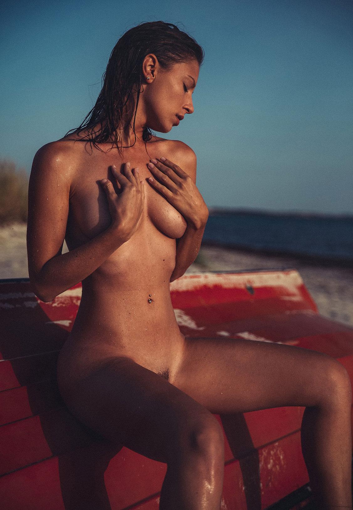 подборка фотографий сексуальных голых девушек - Miluniel